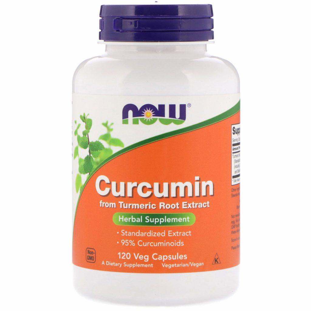 Куркумин - повышение уровня глутатиона