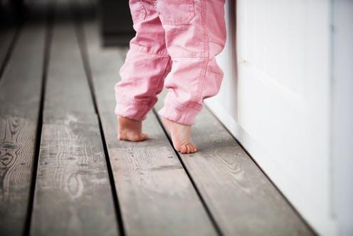 хождение на носочках