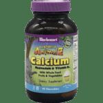 Bluebonnet Rainforest AnimalZ® Calcium Magnesium & Vitamin D3 – Vanilla Frosting Flavor