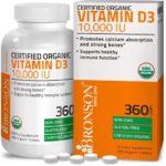 Bronson® Vitamin D3 10,000 IU