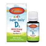 Carlson® Kid's Super Daily® D3