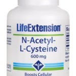 Life Extension- N-Acetyl Cysteine 600 mg