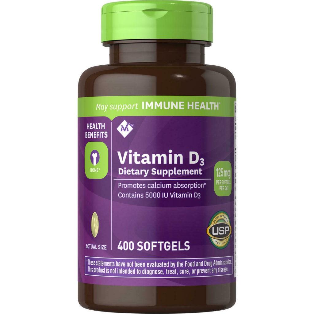Member's Mark® [Sam's Club] Vitamin D-3 Dist. by Sam's West, Inc.