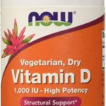 NOW® Vitamin D Dist. by NOW Foods