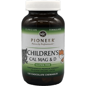 Pioneer® Children's Cal Mag & D - Cocoa