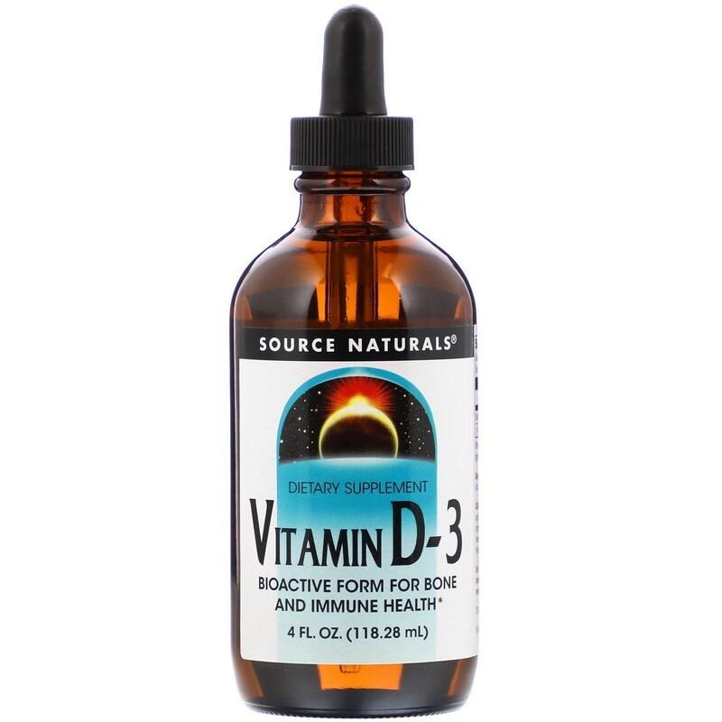 Source Naturals® Vitamin D-3