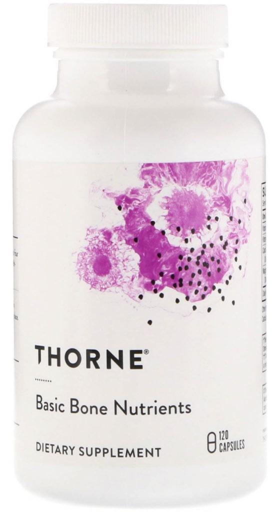 Thorne® Basic Bone Nutrients