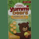 Yummi Bears® Calcium + D3